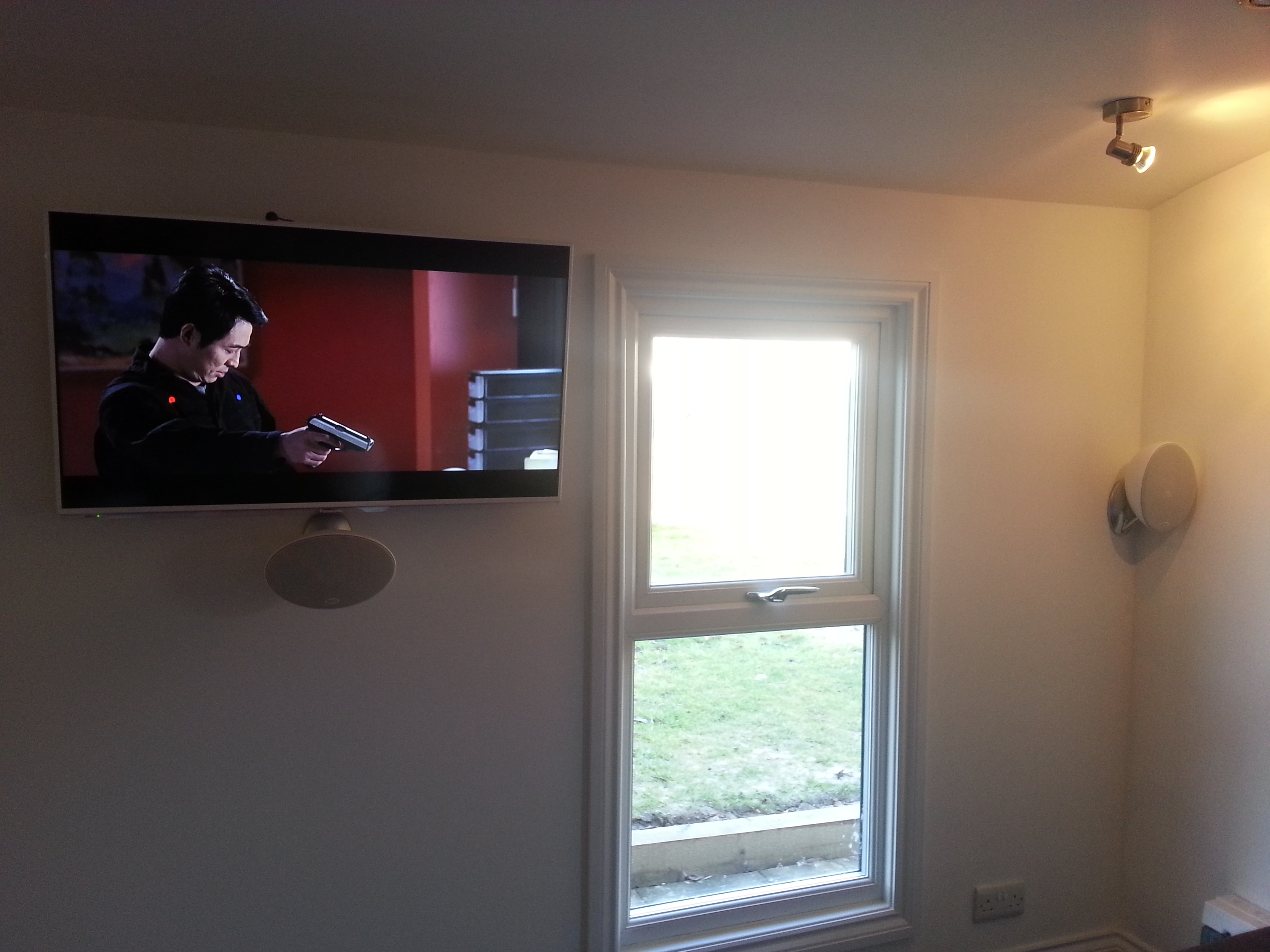 Doddington Aerials Home cinema (7)