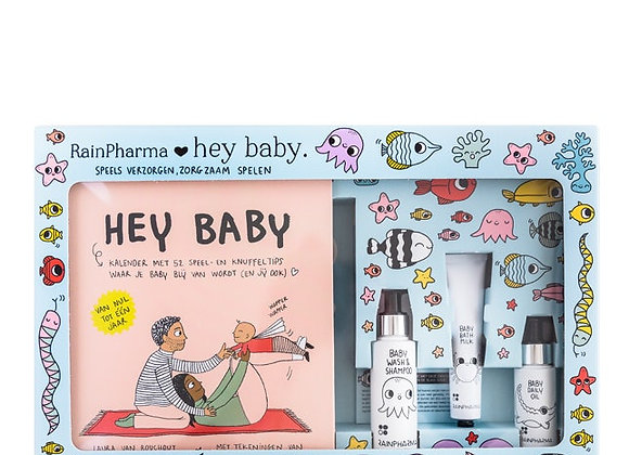 RainPharma x Hey Baby - Box