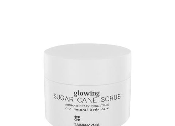 Glowing Sugar Cane Scrub