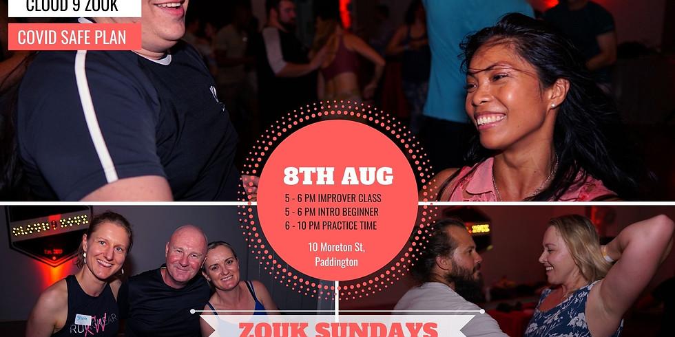 Zouk Sundays  |  8th Aug