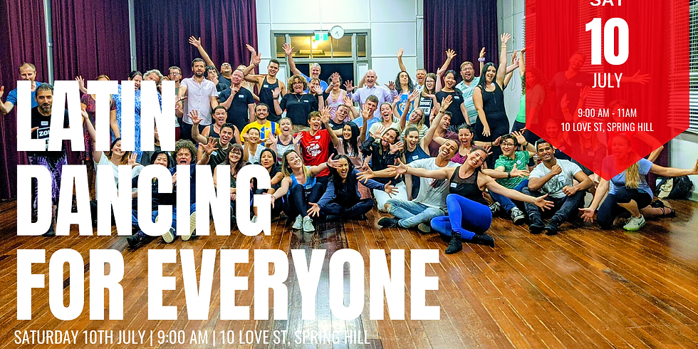 Saturday Dancing for Everyone - No partner required :) 💃🕺