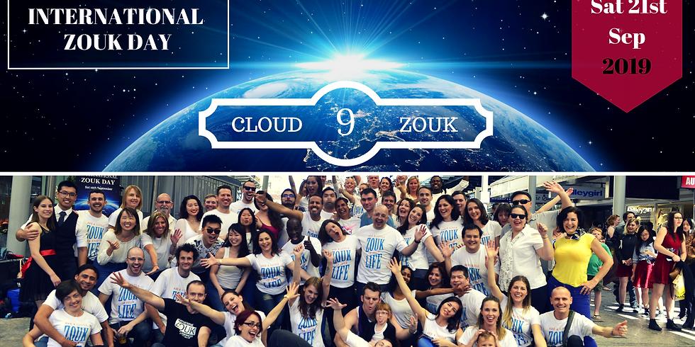 International Zouk Day Flashmob Training 2020