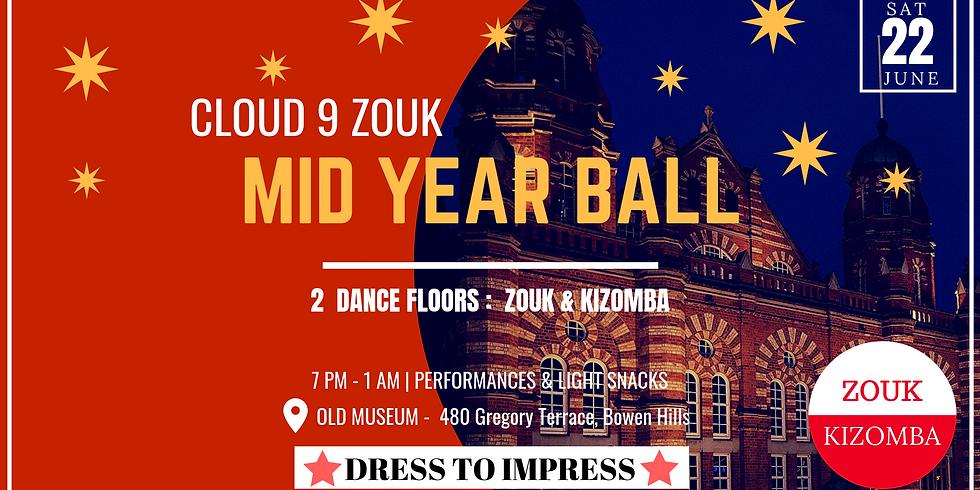 Cloud 9 Zouk Mid Year Ball