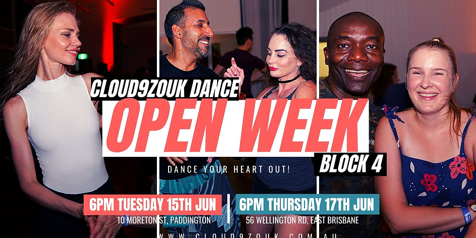 Open Week B4 Southside   Thur 17th June