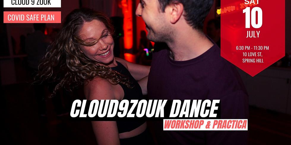 Cloud 9 Zouk Recreational Dance   10th Jul