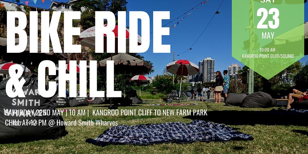 Bike Ride & Chill | 22nd May