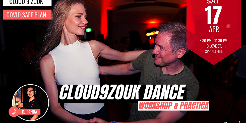 Cloud 9 Zouk Recreational Dance   17th Apr