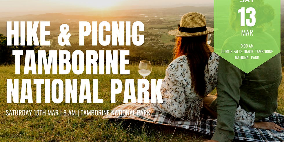 Hike & Picnic at Tamborine National Park