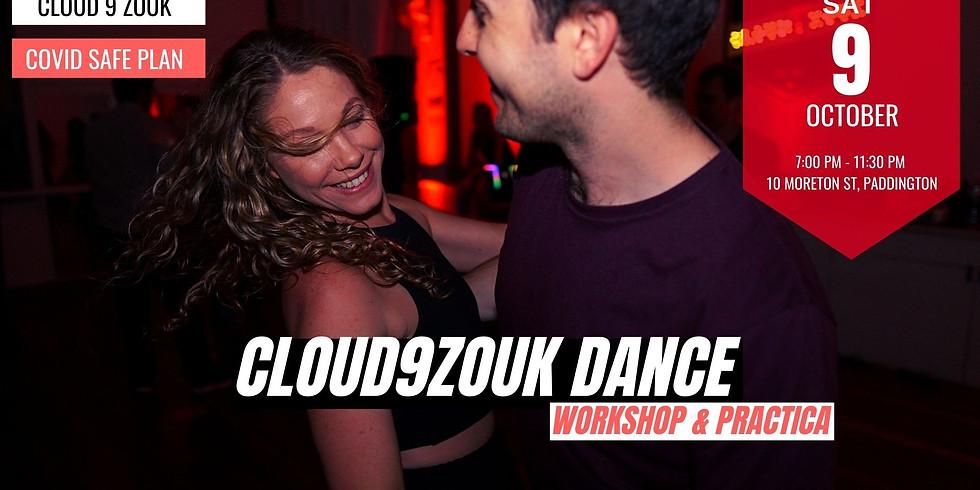 Cloud 9 Zouk Recreational Dance | 9th Oct