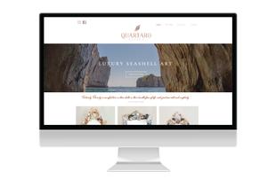 Seashell Artist Website