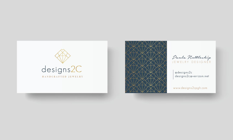 Jewelry Designer Business Cards