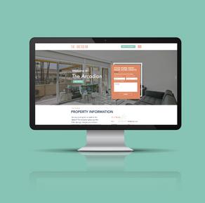 Rental Property Website