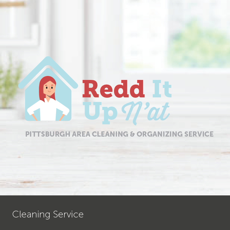 Cleaning Service Brand Suite