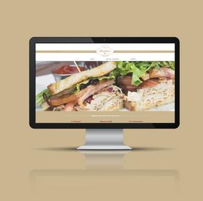 Deli & Catering Website