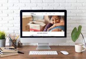 Property Management Company Website