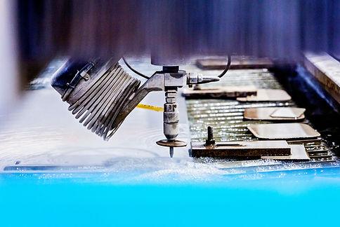 Metal Solutions Waterjet Cutting