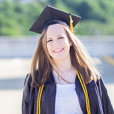 Cap and Gown Photo
