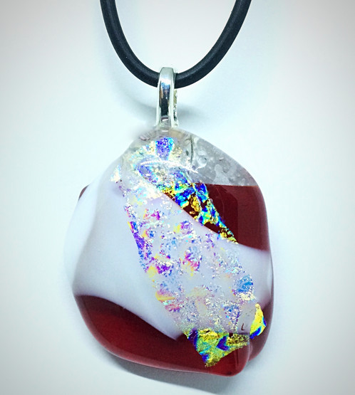 Red rock pendant unusual gifts mandurah fashion jewellery red rock pendant aloadofball Images