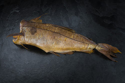 Roasted haddock