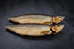Roasted herring