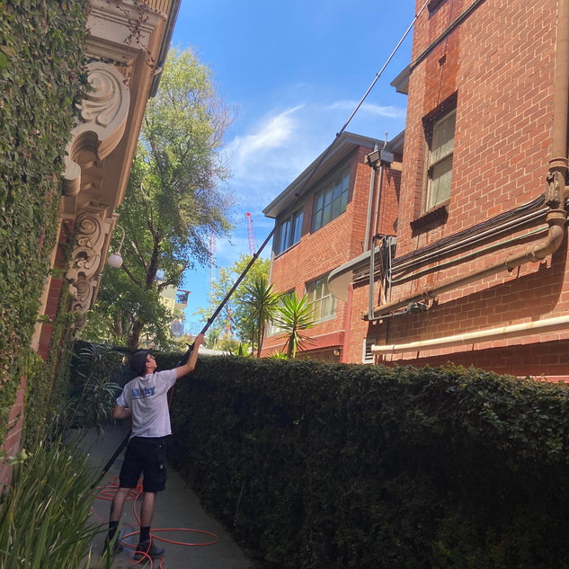 St Kilda Apartment Window Cleaning