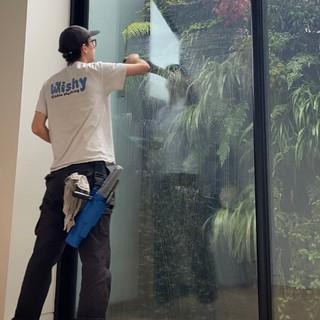 Internal Window Washing