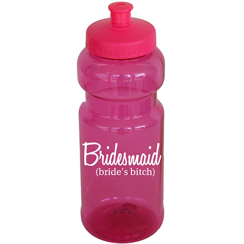 Bridesmaid (bride's bitch)