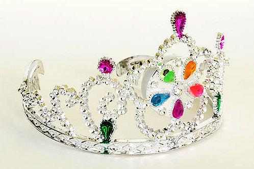 Corona de princesa con piedras