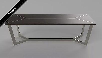 Moderne Tafel - Stunning - Duality - Pre