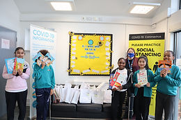 Start It Right donates resources to young people in Croydon