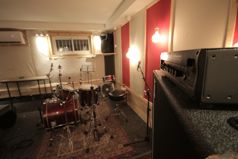 Room B Ampeg