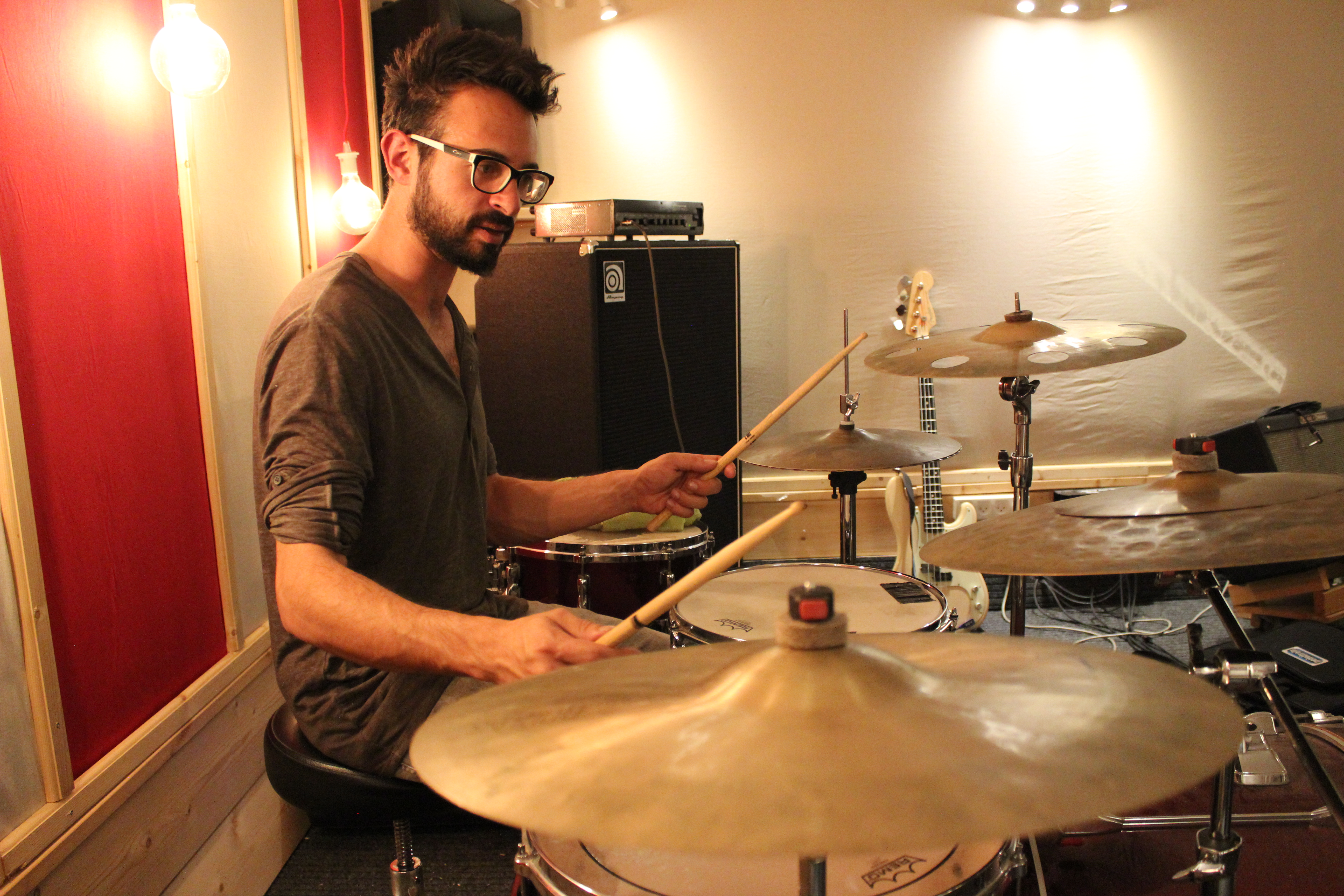 Room B Drums
