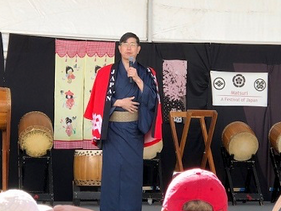 Consulate-General of Japan Festival Review