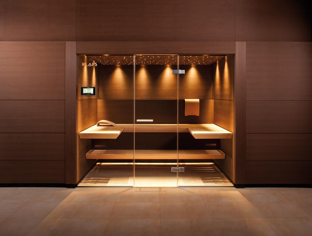 Sauna CASENA by KLAFS