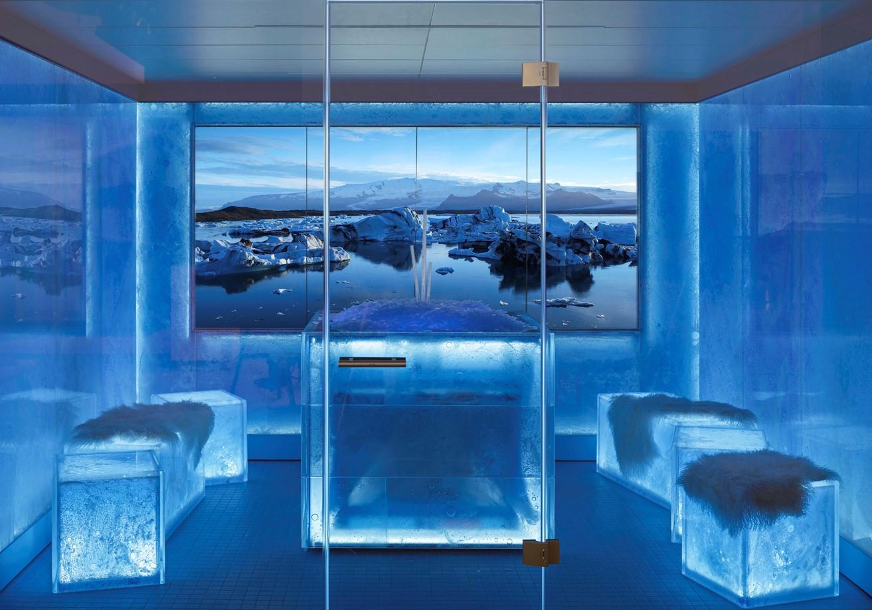 ICE Lounge by KLAFS