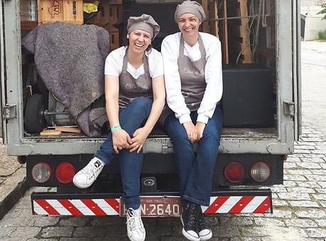 União, perseverança e uma leva de empanadas foi a receita para que as empreendedoras Karem e Katia c
