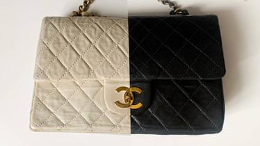 Rénovation complète d'un Chanel Timeless 80's