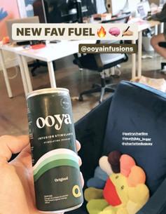 Et oui, OOYA est la première boisson énergisante gazéifiée à base de guayusa au Canada! Le goût de la guayusa est plus sucré et légèrement moins amer que la Yerba Mate, à votre tour d'y goûter!