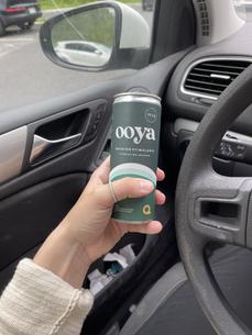 En auto, au bureau, au resto, entre amis ou en solo, OOYA est toujours là pour toi! Procure toi un échantillon de OOYA, la première boisson énergisante naturelle gazéifiée à base de guayusa au Canada!