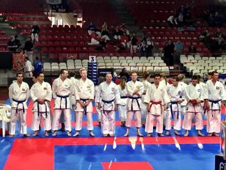 42nd European Wado-Kai Karate Championships - Varese, Italy 2014.