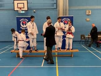 Loughton Wado-Kai win medals at 2019 International Wado-Kai Kata Competition in Aldershot, Hampshire