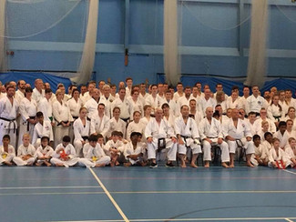 50th Anniversary Wado Masters Course