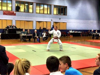 Wado Karate Federation Championships - Yate, Bristol 2014.