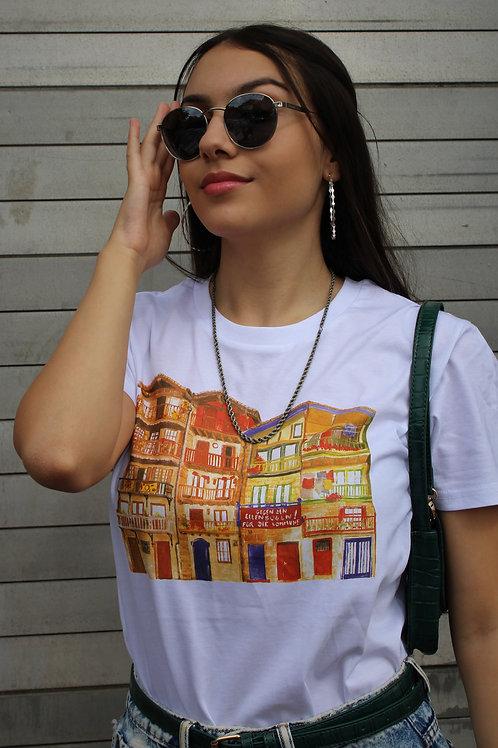 Gegen den Ellenbogen - für die Kommune T-Shirt