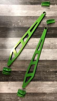 GMC Sierra Traction Bars