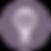 Horkovzdušný balón Icon - Purple