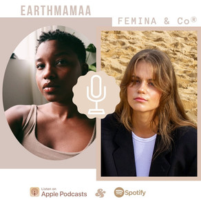 Environmentalism, connecting with the universe, yoga and anti-capitalism with Earthmamaa (Zaria)