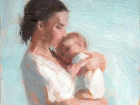 Mother's love- the foundation of our well-being