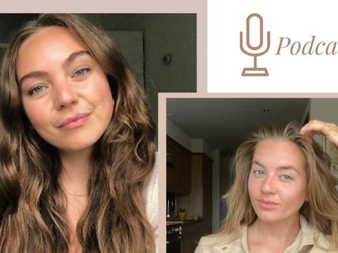 Podcast: Eet uitdaging, zelf liefde, angsten en depressie met Coach Lianne.