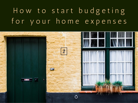 How to make a budget for housewives/homemakers